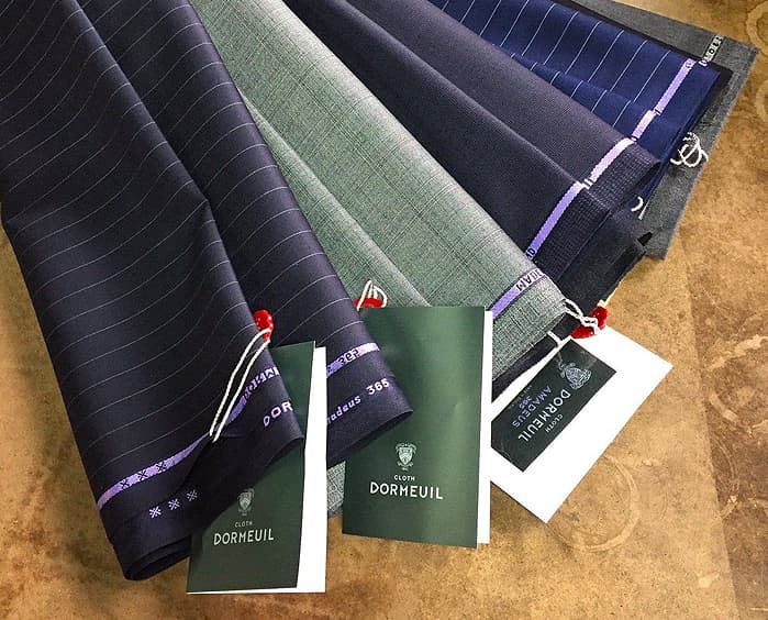 fabric dormeuil