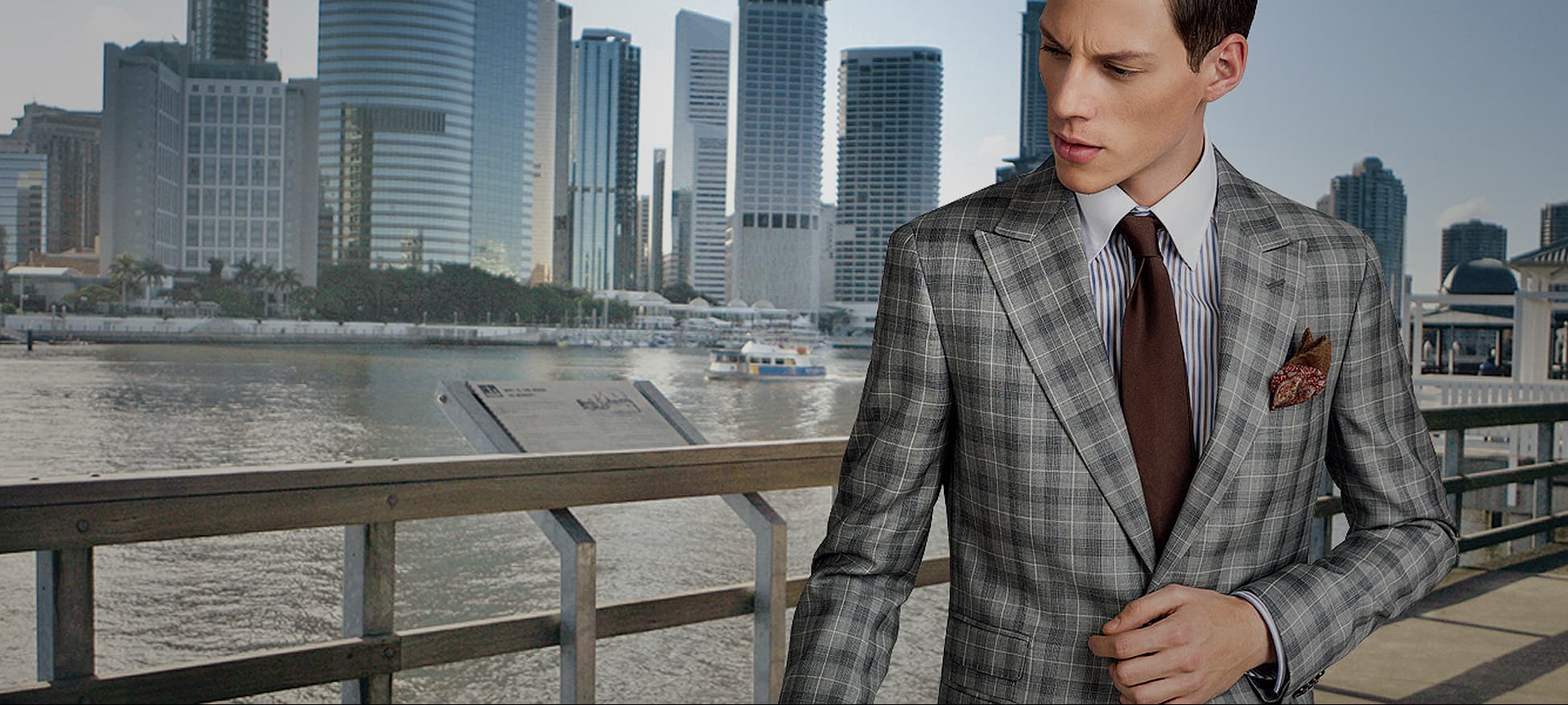 tailor made suit in Brisbane