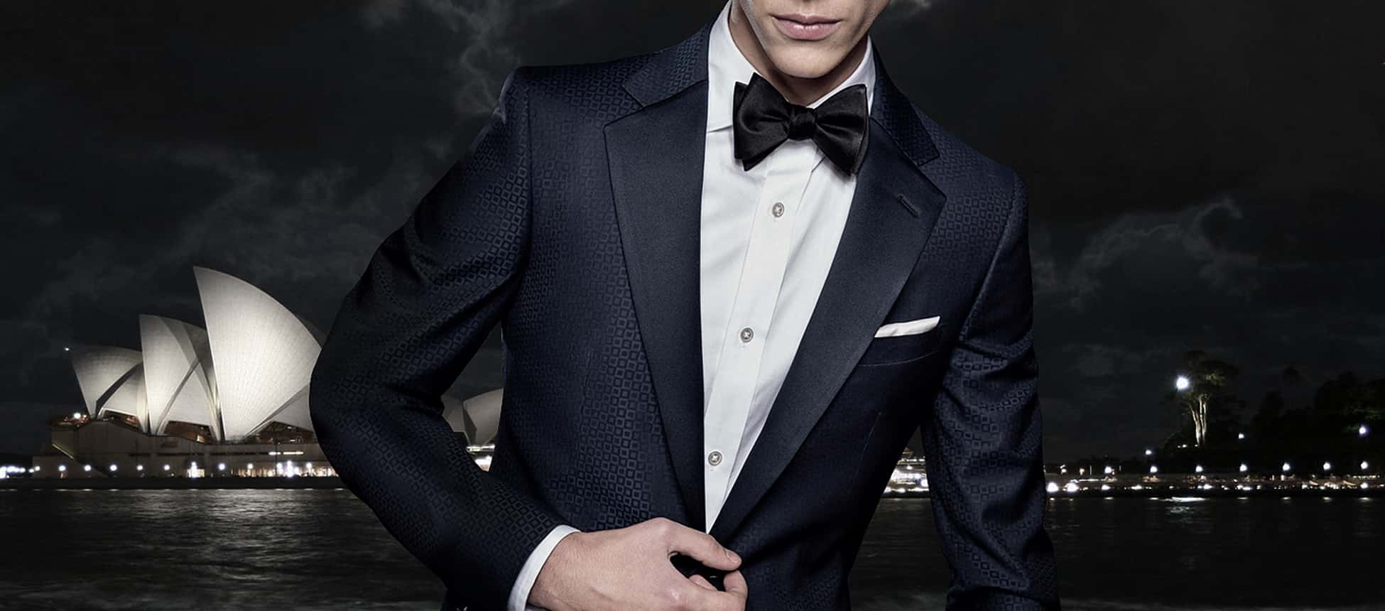 tailor made suit in Sydney