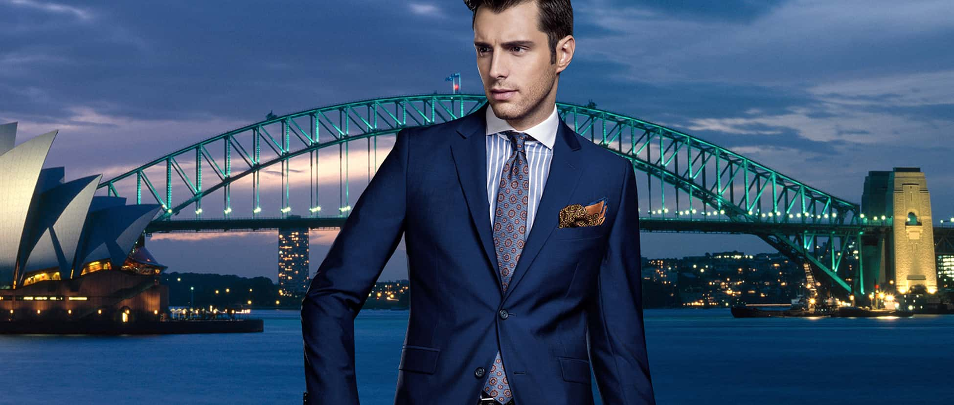 Germanicos bespoke tailor Sydney location office