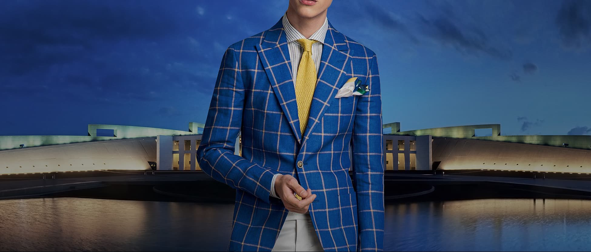 tailor made suit in Canberra