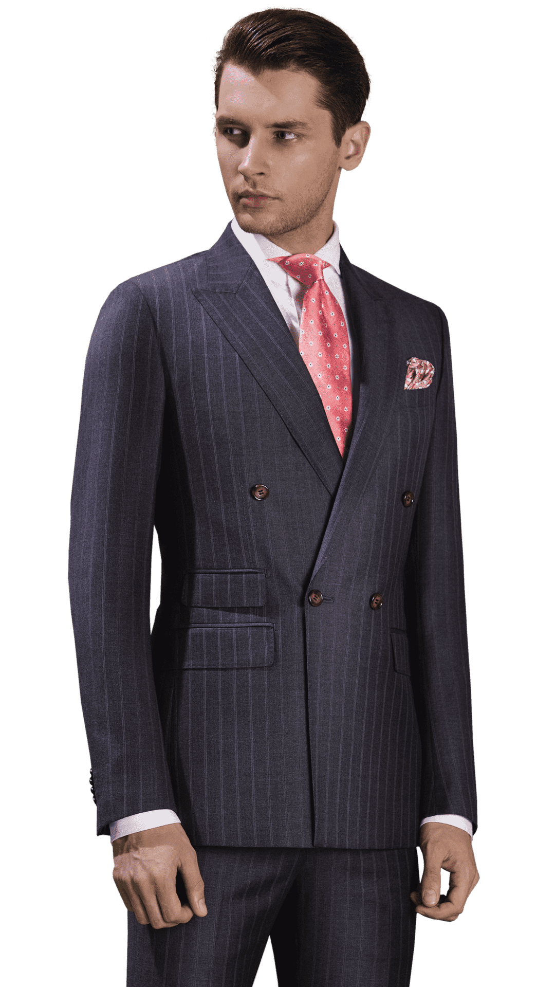 tailor made bespoke suit business